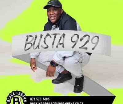 Busta 929 – Undisputed Mp3 download
