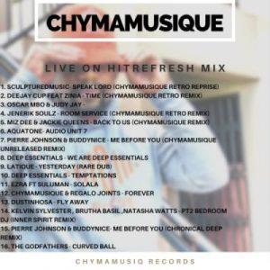 Chymamusique – Live On Hitrefresh Hiphopza Mposa.co .za  300x300 - Chymamusique – Live On Hitrefresh