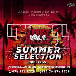Musical Jazz Sunday ChillazzZ Vol.4 - Musical Jazz – Sunday ChillazzZ Vol.4