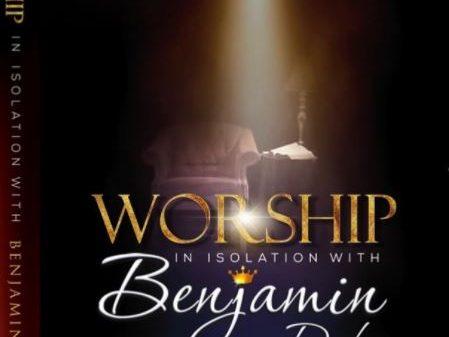 Benjamin Dube - Ngiyakuthanda - Worship in Isolation