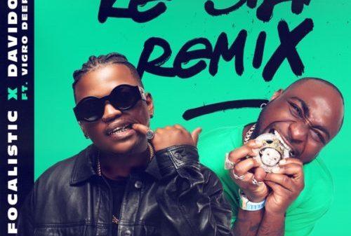 Ke Star (Remix) ft. Davido