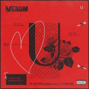 01 U feat  Le Paris Daecolm Tyler ICU mp3 image Mposa.co .za  300x300 - DJ Venom – U ft. Le Paris, Daecolm & Tyler ICU