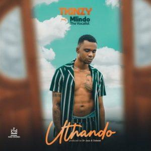 Tkinzy Uthando ft. Mlindo The Vocalist Mposa.co .za  300x300 - Tkinzy – Uthando ft. Mlindo The Vocalist