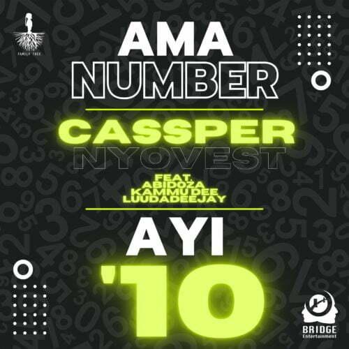 Cassper Nyovest – Ama Number Ayi 10 ft. Abidoza, Kammu Dee & LuuDadeejay