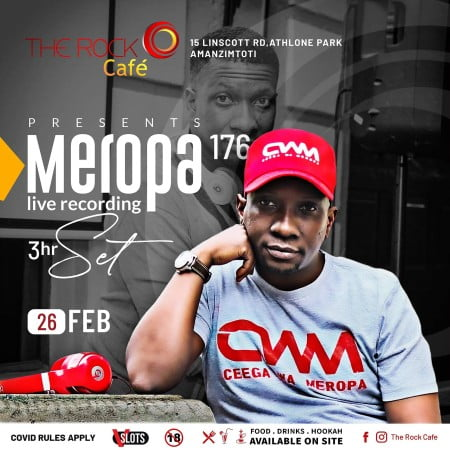 Ceega Wa Meropa - 176 Mix