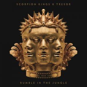 Kabza De Small DJ Maphorisa Tresor – Stimela 300x300 - ALBUM: Kabza De Small, DJ Maphorisa & Tresor Rumble In The Jungle