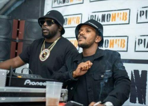 DJ Maphorisa & Kabza De Small - Asi Jabule ft. Sir Trill